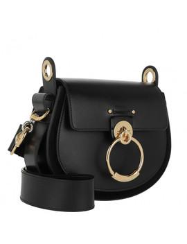 Tess Shoulder Bag Leather Black by Chloé