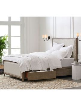Toulouse Storage Bed by Pottery Barn