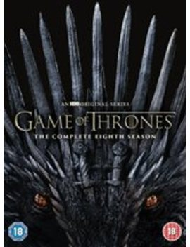 Game Of Thrones: The Complete Eighth Season by Hmv