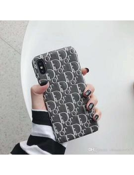 Designer Phone Cases I Phone Xs Max Protector For I Phone X I Phone X 8 7 Plus Xr Womens Ladies Newest Cell Phone Case by D Hgate.Com