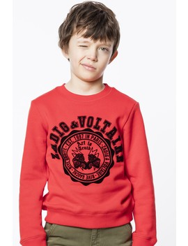 Sweatshirt Joe                                                            by Zadig & Voltaire