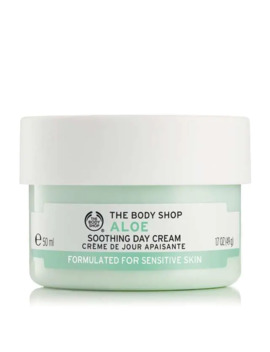 Aloe Vera Milde Tagescreme by The Body Shop
