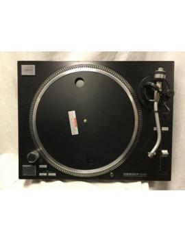 Used Rp7000 Mk2 Usb Turntable by Reloop