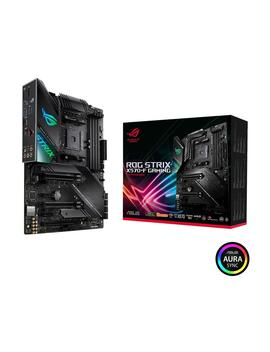 Asus Amd Am4 Rog Strix X570 F Gaming Atx Motherboard With Pc Ie 4.0, Dual M.2, Sata 6 Gb/S, Usb 3.2 Gen 2 by Asus