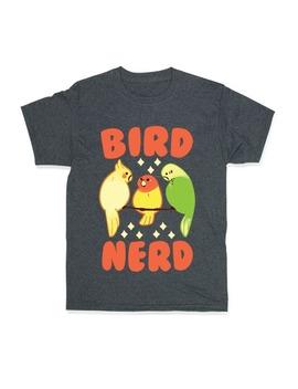 Bird Nerd by Human