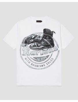 Boots Cotton T Shirt by Dr. Martens