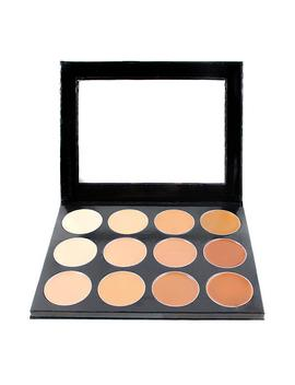 Mehron Celebre Pro Hd 12 Color Cream Highlight/Contour Palette by Mehron