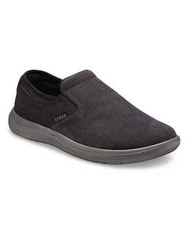 Men's Crocs Reviva™ Canvas Slip On Men's Crocs Reviva™ Canvas Slip On by Crocs