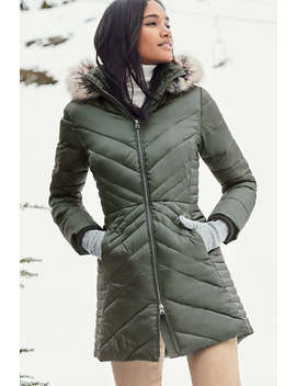 Women's Petite Insulated Plush Lined Winter Coat by Lands' End