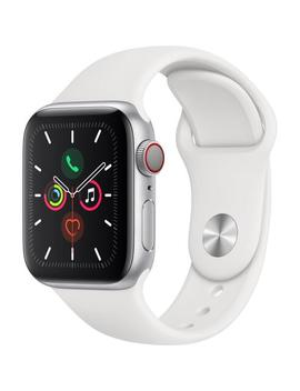 Apple Watch Series 5 40mm Silver Aluminum Case Gps + Cellular by Apple