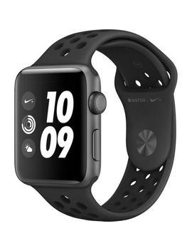 Apple Watch Series 3 Nike+ 42mm Space Grey Aluminium Case Gps by Apple