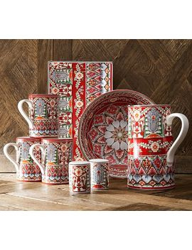 Mezze Dinnerware Collection by Pottery Barn