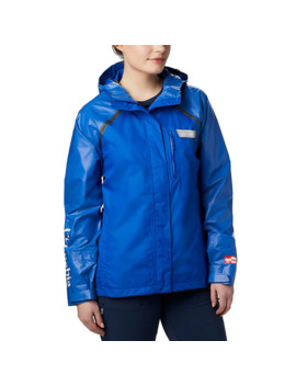 Women's Pfg Out Dry™ Hybrid Jacket by Columbia Sportswear
