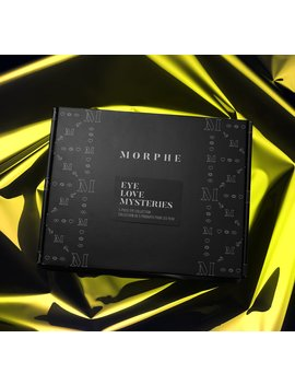 Eye Love Mysteries 5 Piece Eye Collection by Morphe