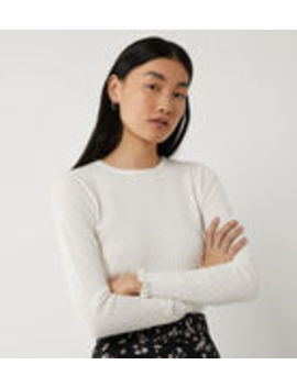 Spring Bud Stitch Jumper by Warehouse