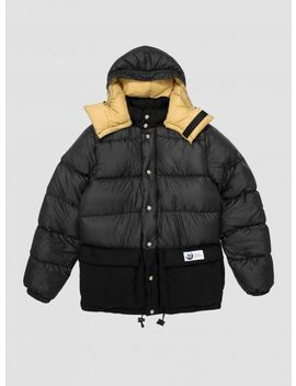Classico Down Parka Black by Garbstore X Crescent Down Works