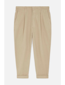 Oversize Carrot Fit Chino by Ami Paris