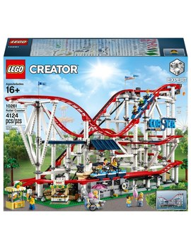 Lego 10261 Creator Expert Roller Coaster Faiground by Smyths