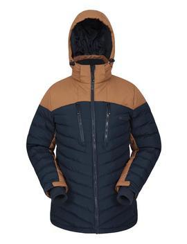 Vulcan Mens Padded Ski Jacket by Mountain Warehouse