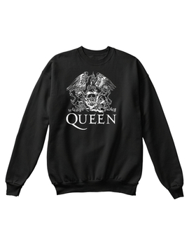 Queen Band Royal Crest Logo by Teespring