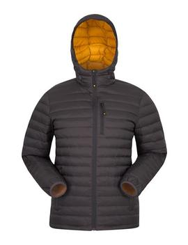 Henry Ii Mens Down Padded Jacket by Mountain Warehouse