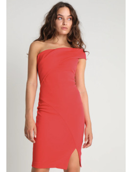 Areena One Sleeve Bardot Dress   Cocktailkleid/Festliches Kleid by Ted Baker