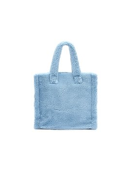 Lolita Teddy Bag In Sky Blue by Trilogy