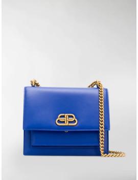 Sharp S Bag by Balenciaga