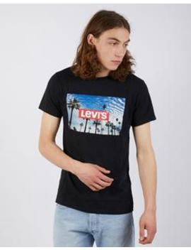Graphic Photo Tee Black by Levi's