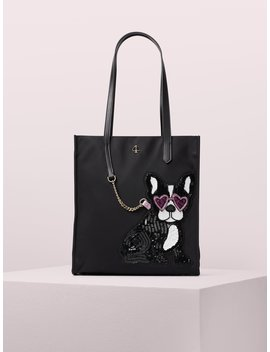 Kitt Francois Large North South Tote by Kate Spade