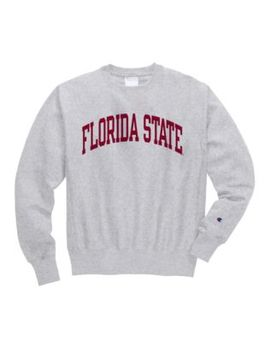 Champion Life® Men's Reverse Weave® Ncaa Florida State Seminoles Sweatshirt by Champion