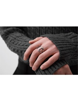 Archail Triangle Ring by Redhomme