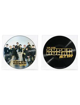 Nct 127   We Are Superhuman [Exclusive Vinyl Picture Disc] by Fye