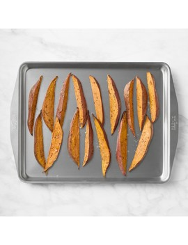 All Clad D3 Stainless Steel Jelly Roll Pan by Williams   Sonoma