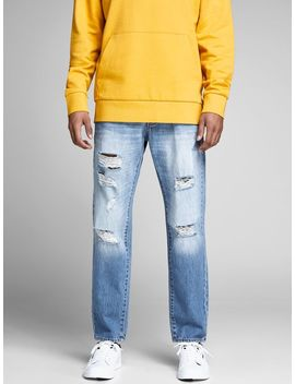 Frank Leen Cr 093 Tapered Fit Jeans by Jack & Jones