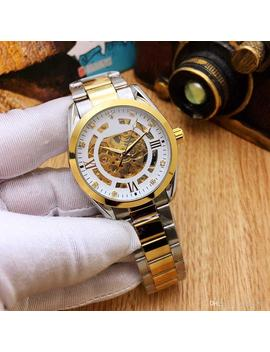 2019 New Brand Royal Men Automatic Designer Wristwatch Woman Luxury Watches Mens Factory Wristwatches Ladies Fashion Rose Gold Watch by D Hgate.Com