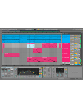 Live 10 Standard Upgrade From Live Intro (Software Download) by Ableton