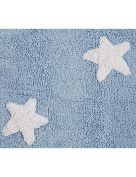 Lorena Canals Stars Washable Rug by Pottery Barn Kids