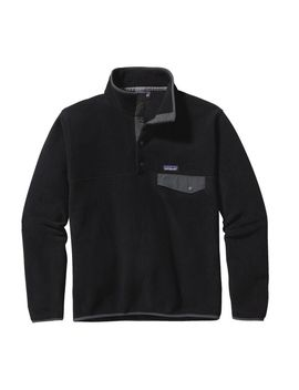 Patagonia Men's Lightweight Synchilla® Snap T® Fleece Pullover by Patagonia