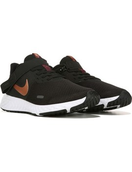 Women's Revolution 5 Fly Ease Medium/Wide Running Shoe by Nike