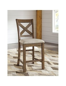 Hillary 24.5'' Counter Stool by Joss & Main