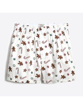 Candy Woven Boxers by J.Crew