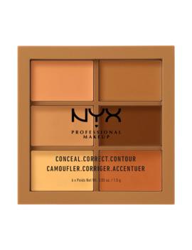 Concealer Correct Contour Palette Contouring Nyx Professional Makeup Contouring by Nyx Professional Makeup