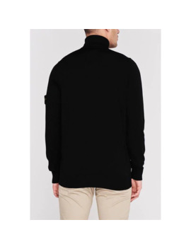 Roll Neck Jumper by Stone Island