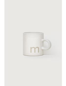 Alphabet Mug 4264 by Oak + Fort