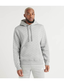 Nike Nsw Fleece Pullover Swoosh Hoodie by Nike