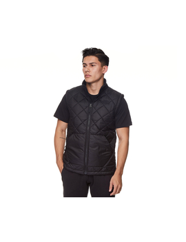 The North Face Men's Cervas Insulated Vest   Tnf Black by The North Face