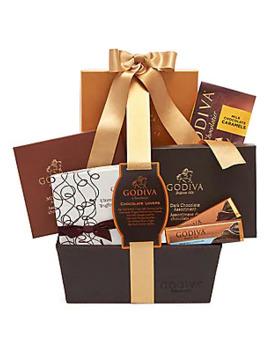 chocolate-lovers-gift-basket by godiva
