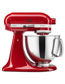 kitchenaid-stand-mixer-tilt-5-qt-rrk150-artisan-tilt-choose-from-many-colors by kitchenaid