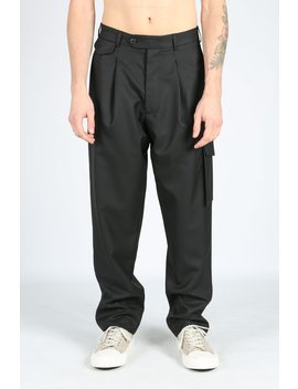 Relaxed Trouser by Lownn